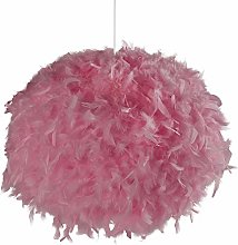Britalia COR1001 Cortona Pink Feather Contemporary