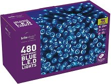 Brite Ideas Festive 480 LED Lights with 8