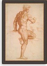 British Library - Baccio Bandinelli Male Nude