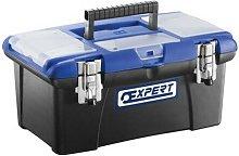 Britool Expert E010304B Plastic Tool Box 16in