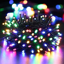 BrizLabs Christmas Fairy Lights Indoor 10m 100 LED