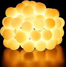 BrizLabs Globe Fairy String Lights Battery