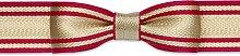 Brizzolari Tape in Textile, Fabric, Red, 6x 6x