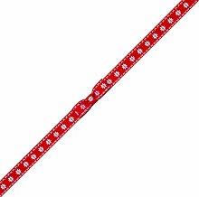Brizzolari Textile Tape Stars Christmas, Fabric,
