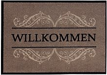 Broder Doormat Ophelia & Co. Farbe: Taupe