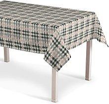 Brooklyn Tablecloth Dekoria Size: 130cm W x 180cm