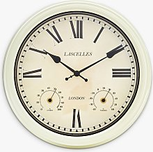 Brookpace Lascelles Roman Numeral Outdoor Wall