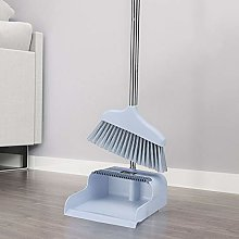 Broom and Dustpan Set Home Non-Stick Hair Sweeping