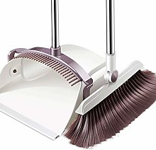 Broom and Dustpan Stainless Steel Rod Comb Shape