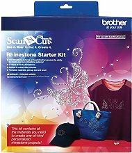 Brother CARSKIT1 Starter Kit, 100 Patterns,