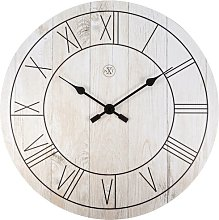 Broughton 40cm Wall Clock Brambly Cottage