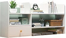 Brown 3 Tier Bookcase, Store Objects Unit Shelving
