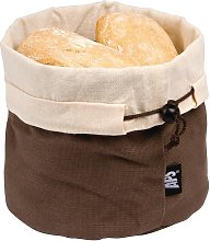 Brown and Beige Bread Basket - GH392 - APS