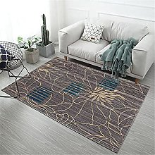 Brown and yellow simple and casual pattern, modern