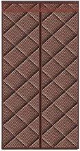 Brown Curtain For Door 100x220cm/39.4x86.7in
