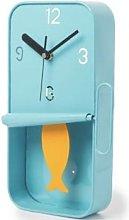 Brown & Ginger - Blue Metal Sardine Tin Pendulum