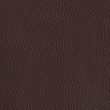 BROWN GRAINED TEXTURED FAUX LEATHER LEATHERETTE