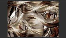 Brown Revelry 2.1m x 300cm Wallpaper East Urban