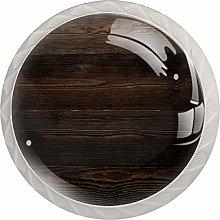 Brown Wooden Texture | Modern Minimalist Printing