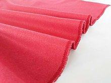 Brushed Wool Mix Felt Fabric by The Metre Material