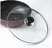 Brushes Pot Lid Tempered Glass Cooking Pot