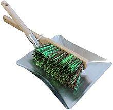 Brushmann Dustpan Hand Shovel and Long Handle Hard