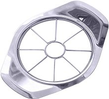 Brussels08 Stainless Steel Apple Slicer Corer with