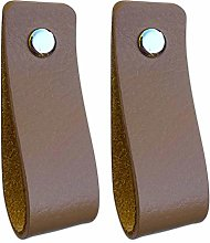 Brute Strength - Leather handles - Taupe - 2