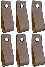 Brute Strength - Leather handles - Taupe - 6