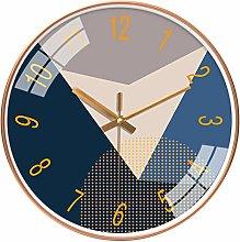 BRYSJ Creative Nordic Large Wall Clock Watch