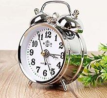 BRYSJ Retro Mechanical Alarm Clock Vintage Manual
