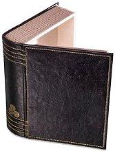 Brythonium Secret Storage Hollow Book Box in black
