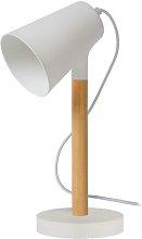 Bryton 36cm Desk Lamp Lucide Frame colour and