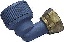 BS7291 Part 1 and 2 Push Fit Bent Tap Connector,