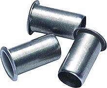 BS7291 Part 1 and 2 Push Fit Pipe Inserts, Grey,