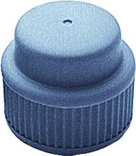 BS7291 Part 1 and 2 Push Fit Stop End, Grey, 22 mm