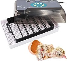 BSJZ Egg Incubator 12 Eggs Small Poultry Hatches