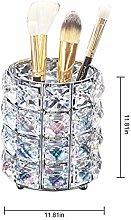 BSTCAR Crystal Makeup Brush Holder Makeup Brush