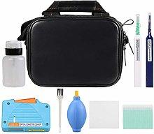 BSTQC 9pcs/set Fiber Optic Cleaning Kit Set Fiber