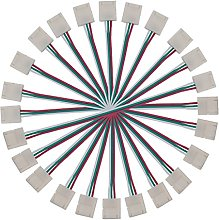BTF-LIGHTING 3Pin WS2812B WS2811 SK6812 Connector