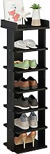 BTGGG 7 Tier Shoe Rack Shoe Storage Cabinet, Free