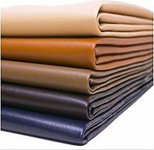 BTHAO Leather Fabric Rawhide Leather PU Fabric