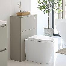 BTL Carino 600mm Floor Standing WC Toilet Unit