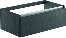 BTL Carino 800mm 1 Drawer Wall Hung Vanity Unit No