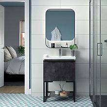 BTL Framework 600mm Floor Standing Vanity Unit Inc