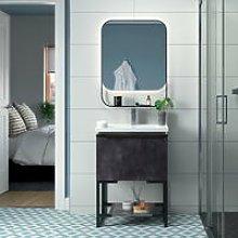 BTL Framework 800mm Floor Standing Vanity Unit Inc
