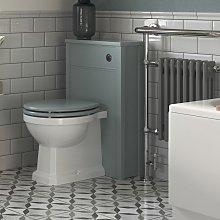 BTL Lucia 510mm WC Toilet Unit Sea Green Ash