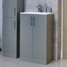 BTL Volta 510mm 2 Door Vanity Unit Inc. Basin -