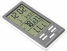 BU-SOH Indoor Thermometer DC-802 LCD Digital