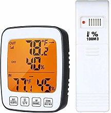 BU-SOH Indoor Thermometer Digital Temperature &